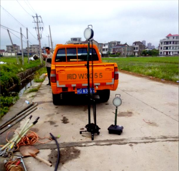 Typhoon Soudelor Fuzhou, Putian Emergency Repair1