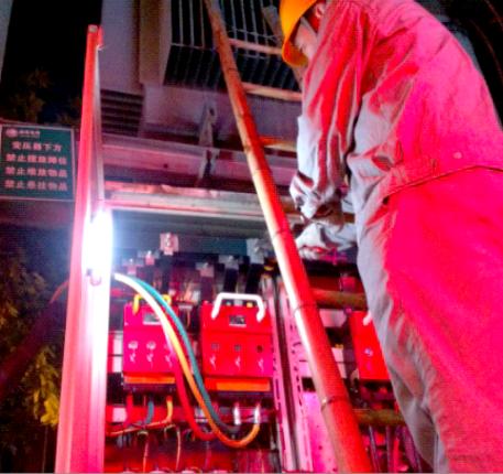 Typhoon Soudelor Fuzhou, Putian Emergency Repair5