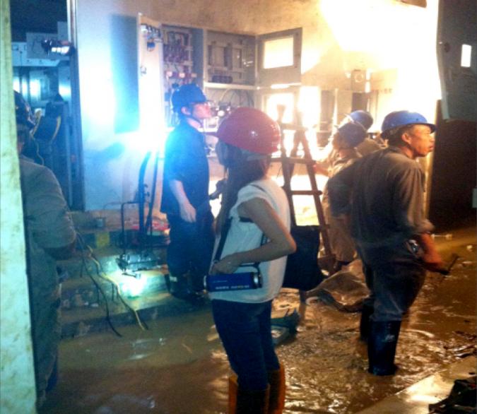 Typhoon Soudelor Fuzhou, Putian Emergency Repair6
